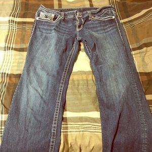 Women's Vigoss Jeans Sz 15/16 Length 31